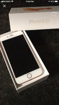 gold iPhone6 with box screenshot 64 go 556 km
