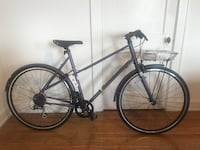 Raleigh Carlton 8 - women's bike