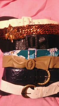 Womans Vintage Belts  Riverside, 92504