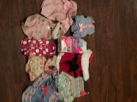 S DOG OUTFITS FROM PETCO winter and summer outfits + feminine doggy diapers  Amarillo, 79107