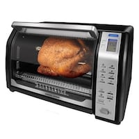 black and gray toaster oven 蒙特利尔