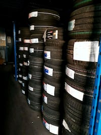 ALL SEASON TIRES SALE ALL SIZES AVAILABLE  $$$ Vaughan, L4L