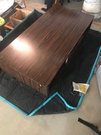 Beautiful coffee table with drawer. Dimensions  Costa Mesa, 92627