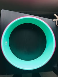 Reehut Yoga Wheel - Pink and Teal Toronto, M1E 0B8