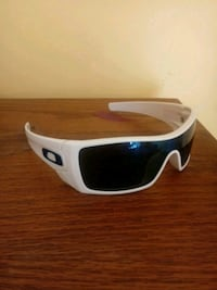 white framed Oakley sports sunglasses Milford, 45150
