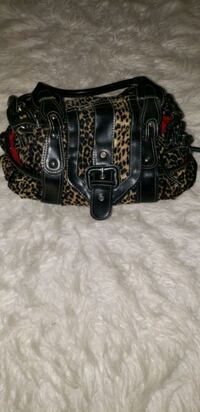 Leopard purse Freehold, 07728