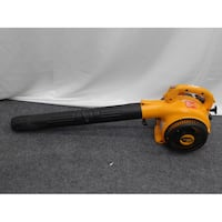 yellow and black leaf blower Calgary, T2M
