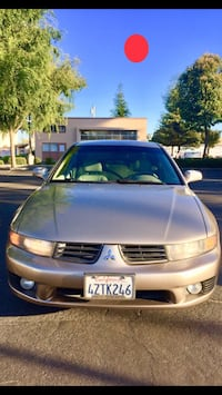 02 Mitsubishi Galant * 4 Cylinder * Smogged * Clean Title * Premium Stereo, Rims, Leather and Tires Pinole, 94564