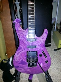 Ibanez endorsee guitar!