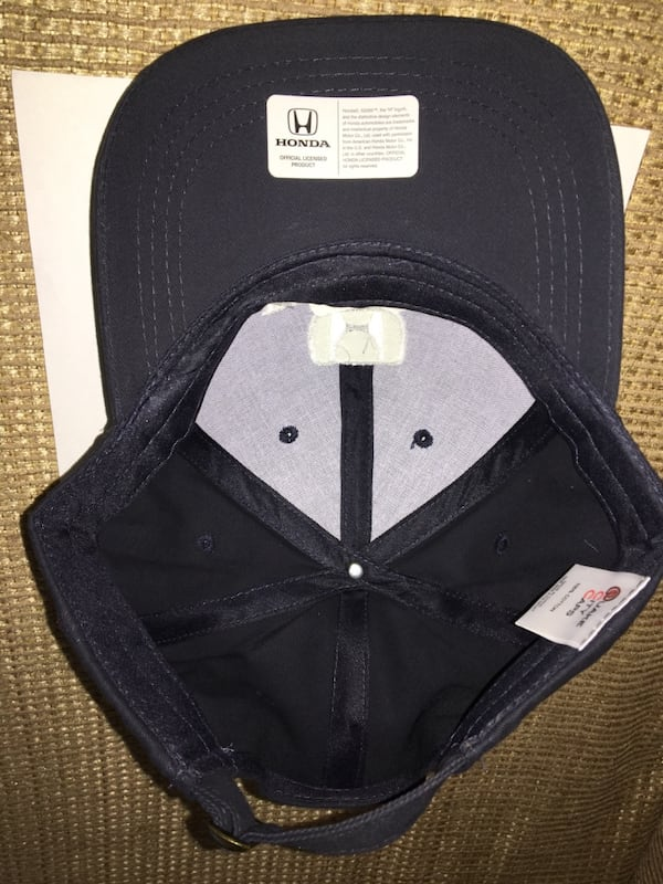 Reduced for a quick sale: New hat with embroidered Honda logo, dark blue e6f0719f-0a76-4410-a032-703cb2390f33