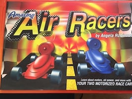 Air racer toy cars