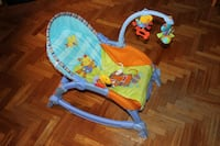 Hamaca mecedora Fisher Price Madrid, 28030