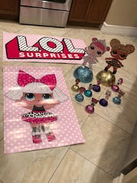 LOL Surprise Kit Birthday Party Decoration Kissimmee, 34741