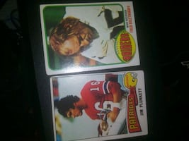 1975 Topps trading cards
