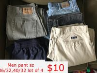 two white and blue denim shorts Summerville, 29486