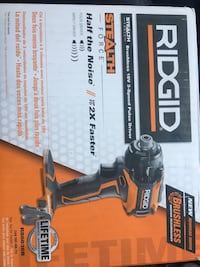 Rigid stealth brushless pulse driver. Brand new  Airdrie, T4B 3G5