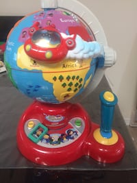 VTECH Little Einstein globe... English Saint-Constant