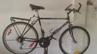 black and gray mountain bike Montreal, H1Y 1L3