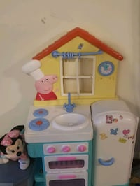 pepe pig kitchen  Front Royal, 22630