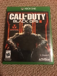 Call of Duty Black Ops 3 Xbox One Halethorpe, 21227