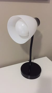 black and white table lamp Coquitlam, V3K 4L6