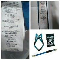 blue and black harness photo collage Springfield, 31329