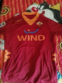 Maglia originale as roma 2011 xl