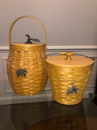 Longaberger fall baskets Lorton, 22079