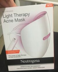Light Therapy Acne Mask Toronto, M3J 2N9