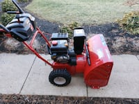 "Troy-Built 24"" 2 Stage Snowblower Haymarket, 20169"