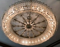 Chandelier from historic DC hotel Rockville, 20850