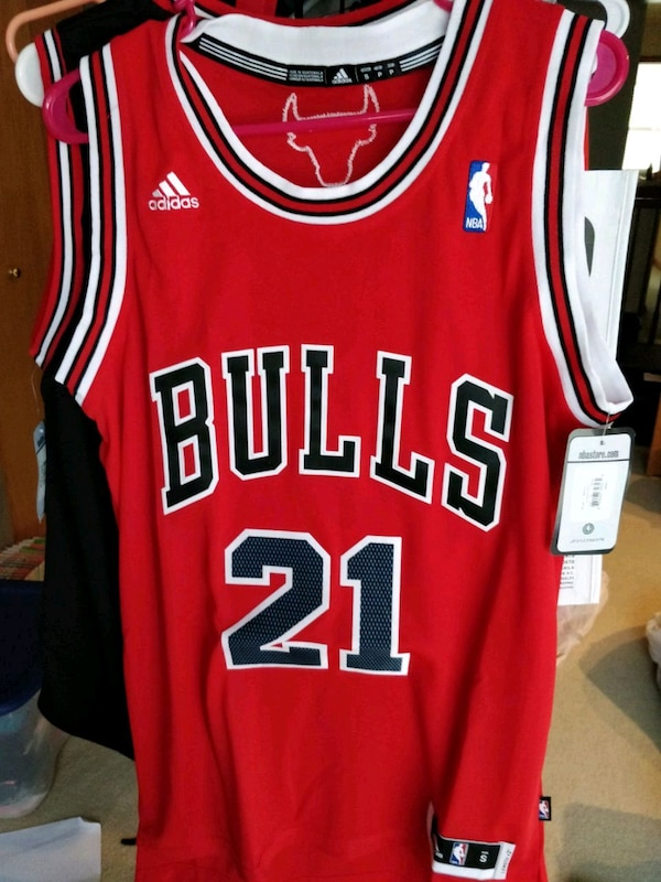 huge discount 16422 d71a2 Chicago Bulls Butler Jersey in adult small