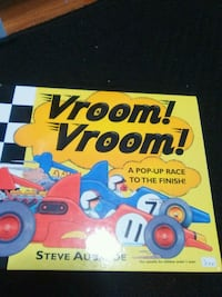 Vroom! Vroom! Pop Up Book