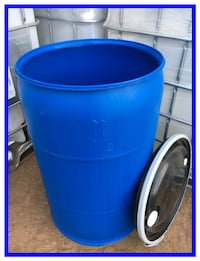 55 gallon rain storage barrels Escondido