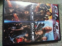 G.I Joe DVD (Double Feature)  Lake Mills, 53551