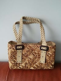 NEW Abaca handwoven bag