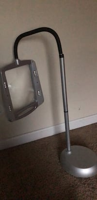 Magnifier Floor Lamp