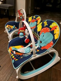 Fisher Price Infant  Toddler Rocker New Orleans, 70126