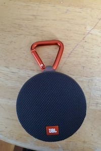 JBL Clip 2 Waterproof bluetooth speaker with charger