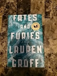 Fates and Furies by Lauren Groff book