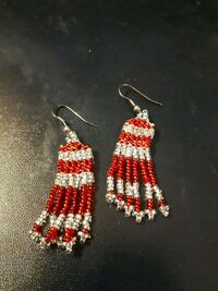 Beaded earrings  Edmonton, T5S 2B4