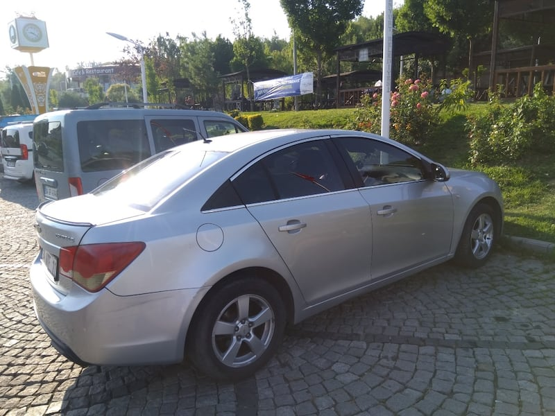 2011 Chevrolet Cruze 1.6 16V LS PLUS 4