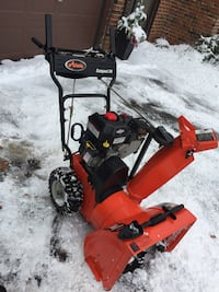 Ariens 9hp compact 20 with electric start