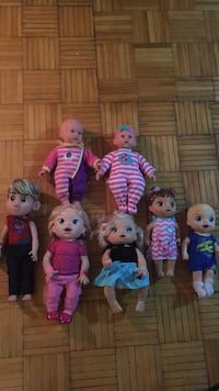 Baby Alives, Cristoff frozen, accessories  Toronto, M9M 2X2
