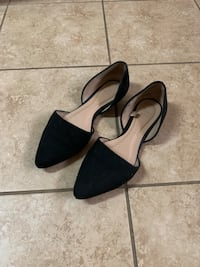 Pointed Toe Flats Size 7 Virginia Beach, 23452