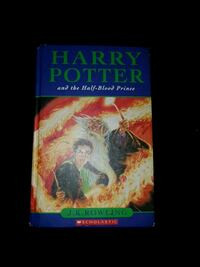 harry potter and the half blood prince Kitchener, N2P 1R7
