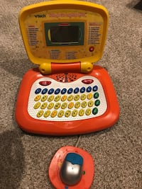 red and yellow Vtech learning toy Ellicott City, 21043