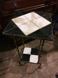 Wrought Iron & Tiled Plant Stand / Built to Last! Lancaster, 17522