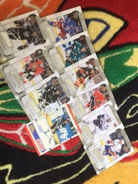 10/10 hockey cards  Vaughan, L4H 3L4