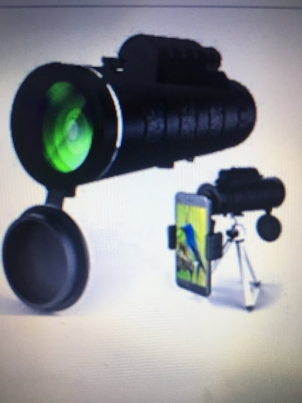 Reduced for a quick sale: Scope for iPhone, iPad or Android Phones e96de1a4-a16a-4b3c-9ce1-63e1a9c4316c